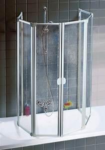 Duschwand Für Badewanne : schulte wannenfaltwand einfach ohne bohren otto ~ Michelbontemps.com Haus und Dekorationen