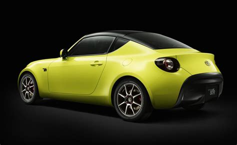 Toyota S by Toyota S Fr Concept Previews Possible Entry Level Sports