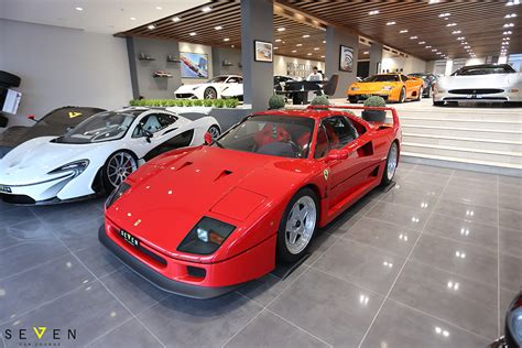 According to the spa, gasoline fuel prices in the kingdom are linked with export prices and therefore will fluctuate, according to saudi aramco. Sweet 1990 Ferrari F40 For Sale in Saudi Arabia - GTspirit