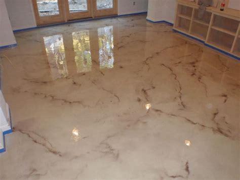 Flooring Cleveland Ohio by Cleveland Oh Epoxy Marble Look Basement Pinterest