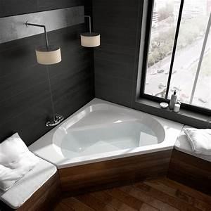 Baignoire Balnéo D Angle : baignoire d 39 angle maestro d 39 angle aquarine ~ Dailycaller-alerts.com Idées de Décoration