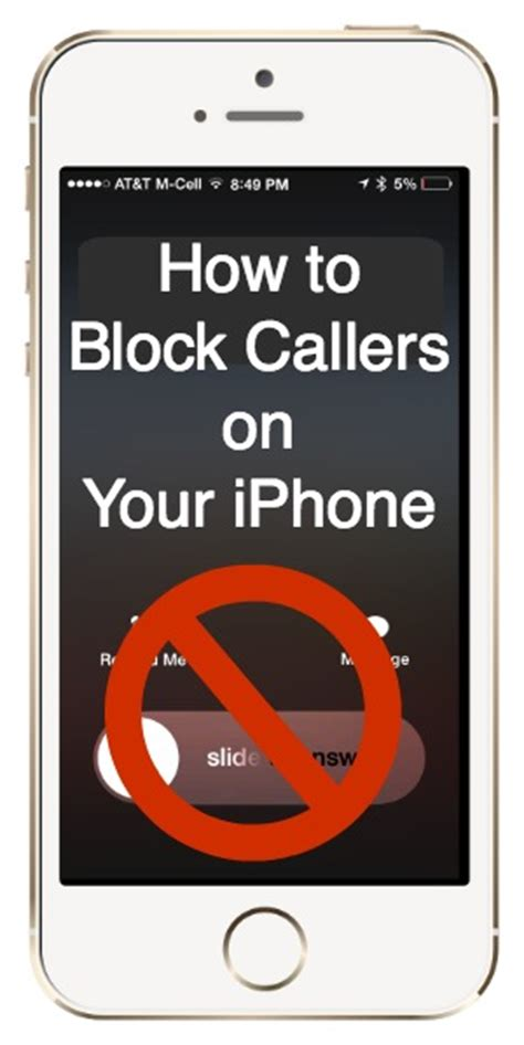 how to block someone on iphone how to block callers on your iphone in 2 easy steps