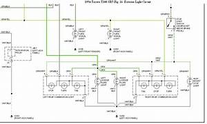 2005 Toyota Tacoma Tail Light Wiring Diagram
