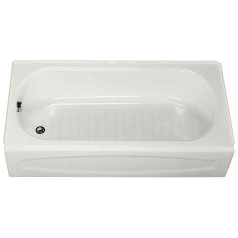 American Standard Soaking Tubs by American Standard 5 Ft Left Drain Soaking Bathtub In