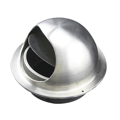 stainless steel mushroom cap wall gravity grille exhaust
