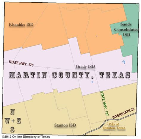 Martin Tx by Martin County Independent Schools Districts