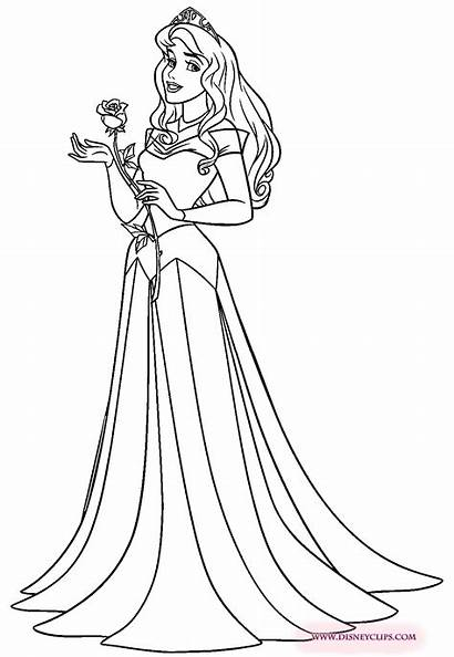 Aurora Coloring Pages Wing Olds Woman