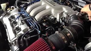 Mazda 626 8000rpm Revving  Klde    Klze