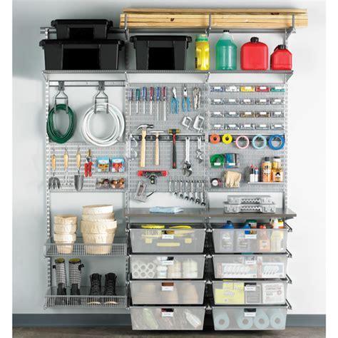 Elfa Utility Peg Board   Organise at The Storage Shop