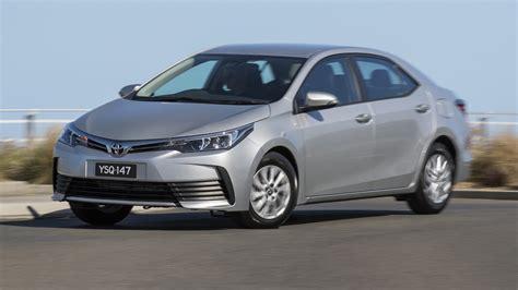 toyota sedan 2017 toyota corolla sedan pricing and specs new looks