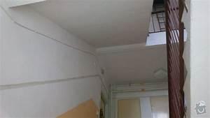 Dokončovací práce v bytovém domě