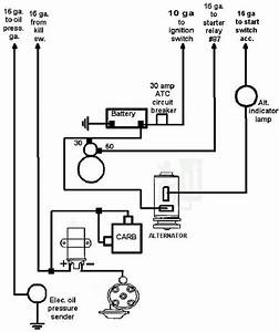 Fuel Gauge Wiring Diagram For Vw Trike