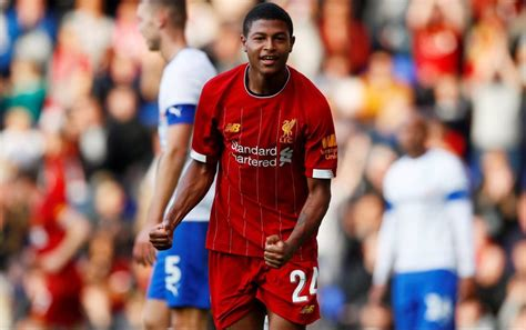 Sheffield United Set To Hold Talks With Rhian Brewster