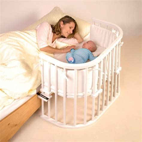 crib attached to parents bed cleverly bed extension for your sweet baby home design