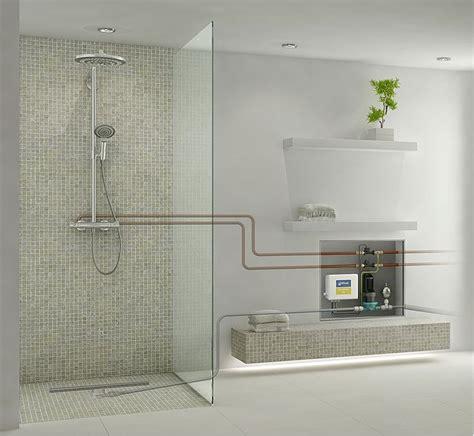Abfluss Bodengleiche Dusche by Dusche Siphon Flach Ablaufgarnitur F R Duschwanne Dusche