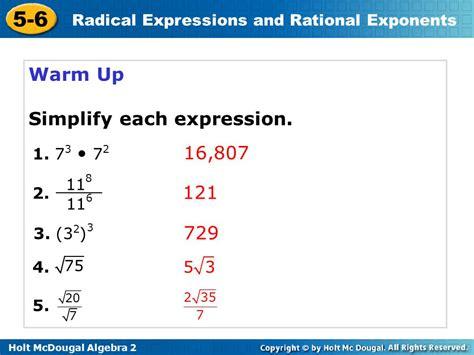 56 Warm Up Lesson Presentation Lesson Quiz  Ppt Download