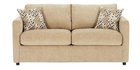 small spaces fabric full sleeper sofa  sleek track