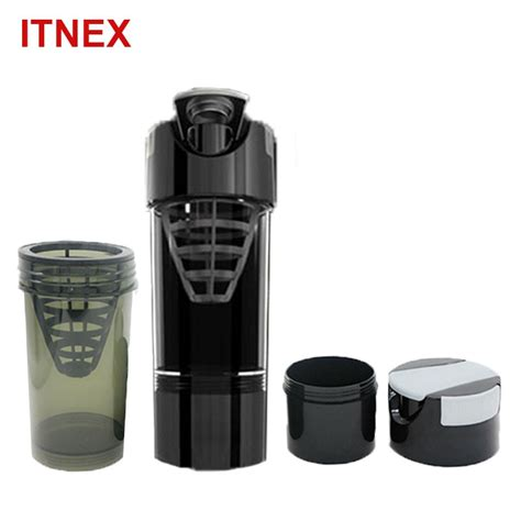 Protein Shaker whey protein powder for fitness gym shaker