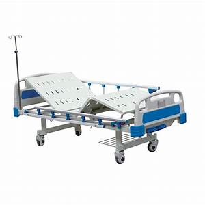 China Basic Abs Two Function Manual Hospital Bed Suppliers