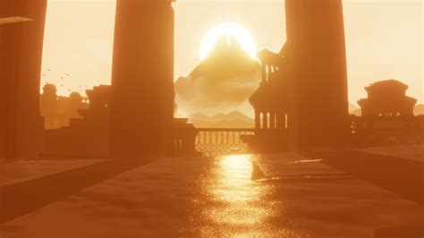 Here's Journey Running On The Playstation 4
