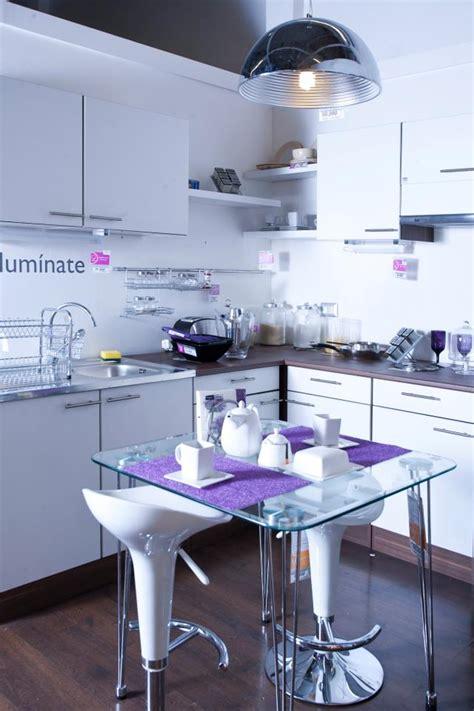 tendencias decoracion de cocinas pequenas modernas