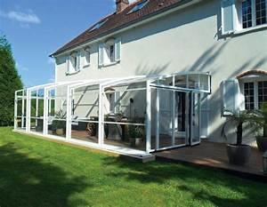 Abri De Terrasse Retractable : abris terrasse menuiseries dijonnaises ~ Dailycaller-alerts.com Idées de Décoration