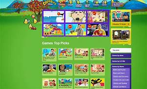 The gallery for --> Teletubbies Games