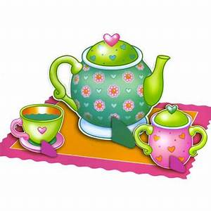Tea Party Clipart - ClipArt Best