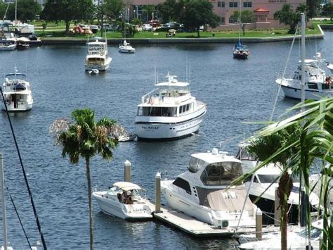 Vinoy Boat Basin by Boat In The Basin Picture Of Renaissance Vinoy Resort