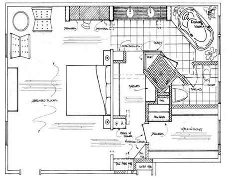 Modern Bathroom Floor Plans by Stunning 20 Images Master Bathroom Designs Floor Plans