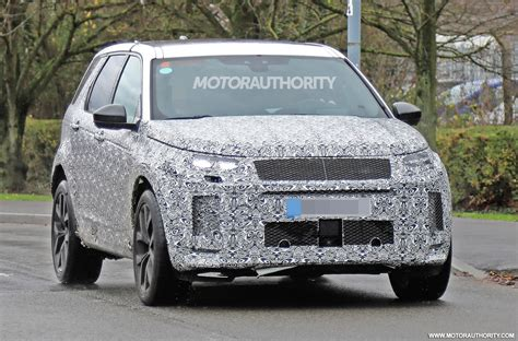 land rover discovery sport spy shots bestcaritems