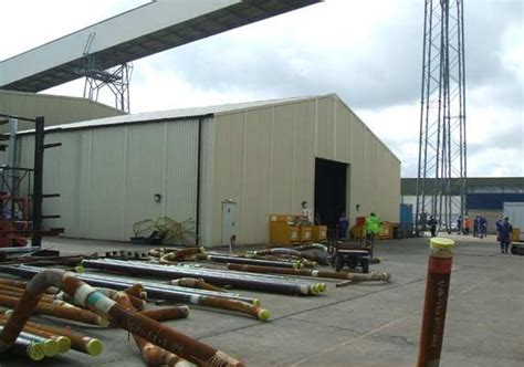 non insulated store building nottinghamshire quickway