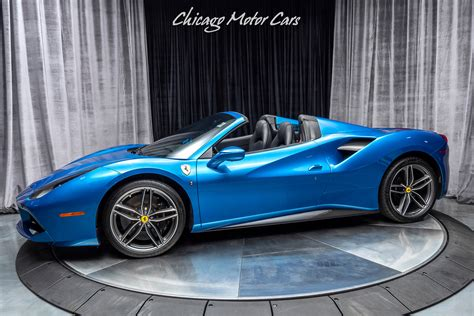 See ferrari convertible pricing, expert reviews, photos, videos, available colors, and more. Used 2017 Ferrari 488 Spider Convertible LOADED WITH THOUSANDS IN OPTIONS! For Sale (Special ...