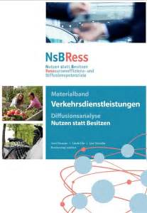 Economy Nutzen Statt Besitzen by Clausen J Uhr L Steudle L 2016 Materialband