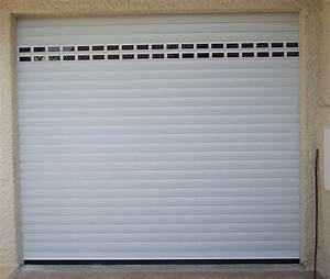 Porte De Garage A Enroulement : portes de garage en bois sur mesure en pvc ou alu ~ Dailycaller-alerts.com Idées de Décoration