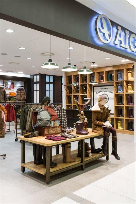 aigle flagship store  khanproject seoul