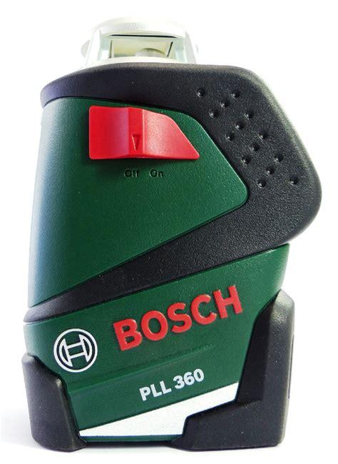 bosch linienlaser pll 360 bosch pll 360 linienlaser laser messger 228 t kreuzlinenlaser 360 176 laserger 228 t ebay