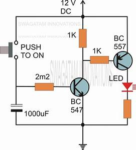 In Many Electronic Circuit Applications A Delay Of A Few