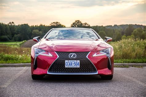 Review Lexus Lc by Review 2018 Lexus Lc 500 Canadian Auto Review