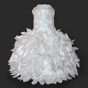 cinderella princess wedding dog gown With dog wedding dresses