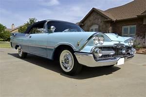 1959 Dodge Custom Royal Lancer Super D 500 Convertible