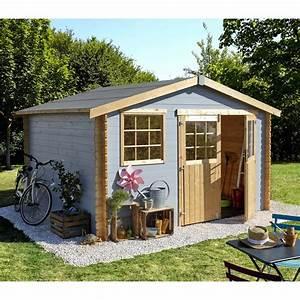 Chalet Bois Leroy Merlin : abri de jardin bois florencia m mm leroy merlin ~ Melissatoandfro.com Idées de Décoration