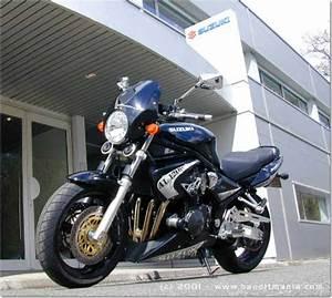 Suzuki Bandit 1200 Tuning : suzuki bandit 1200 une moto en s rie limit e alcatraz ~ Jslefanu.com Haus und Dekorationen
