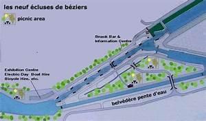 Canal Du Midi - The 7 Fonserranes Locks