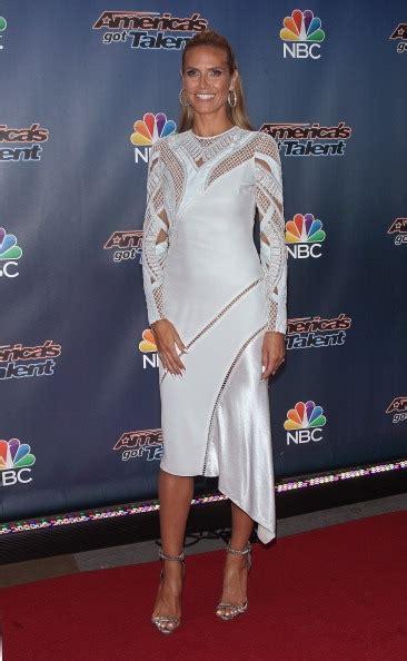 Sizzle Spot Heidi Klum Versace America Got