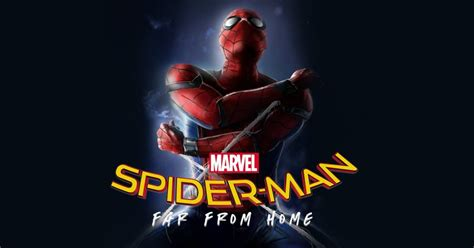 10 Cool Spider-Man Far From Home HD Wallpapers