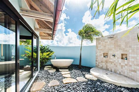 deck shade options 20 amazing outdoor bathroom ideas