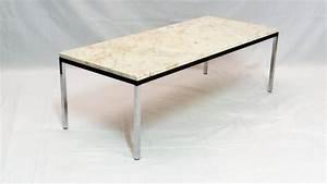 Table Basse Marbre But : table basse en marbre belgique par florence knoll pour knoll 1960s en vente sur pamono ~ Teatrodelosmanantiales.com Idées de Décoration