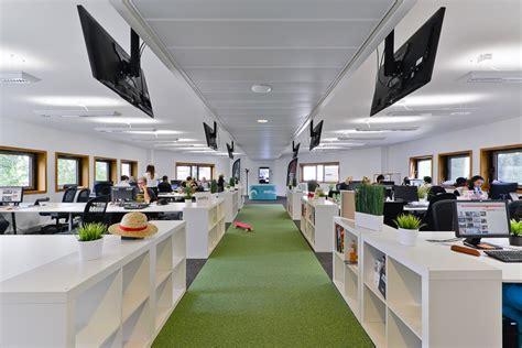 bureaux locaux comment amenager un bon open space