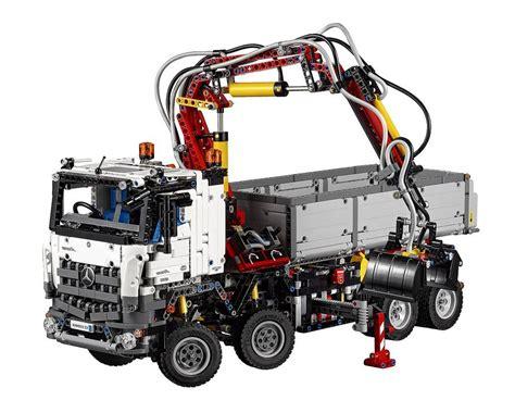 mercedes arocs lego lego gbc 9 4 modules 42043 building pv productions